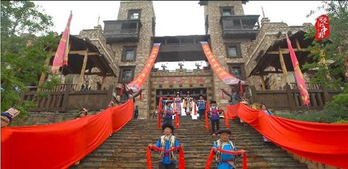 """""""可爱的中国""""之羌族:探访""""云朵上的民族"""""""