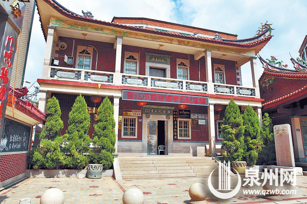 李五纪念馆,展示了李五及其家族辉煌的历史。