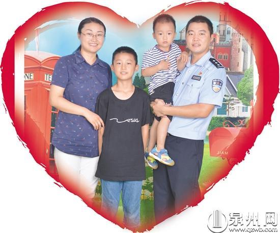 """鸿雁传情18年 石狮这个""""边防最美家庭""""登上央视晒幸福"""