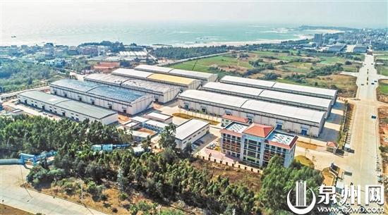 晋江市粮食储备库(金井库)项目预计月底竣工