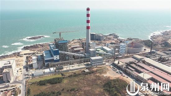 福能晋南热电联产项目开始集中供热