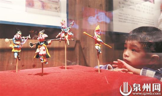 今年11月,泉州非物質文化遺產館開館,薈萃眾多閩南傳統文化技藝。(資料圖)