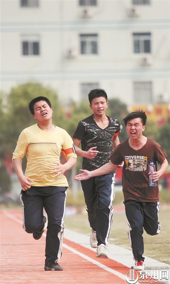 明年福建省中考体育可能实行统一的评分标准