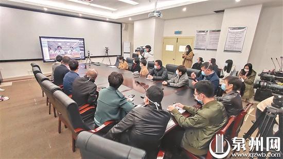 李兰娟院士远程指导晋江疫情防控