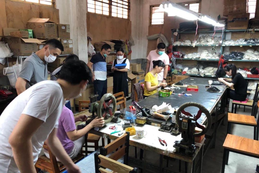 丰泽区开展专项整治 一批小作坊、小加工厂被关停查封