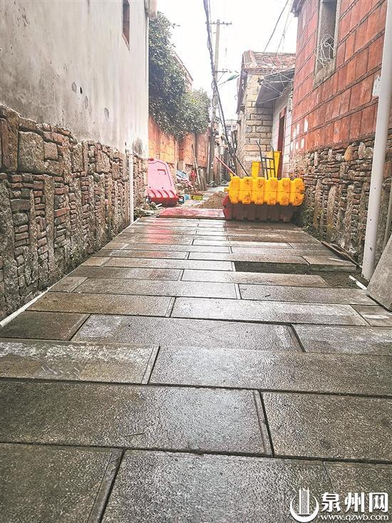 古城29条小巷综合提升 22条街巷已动工