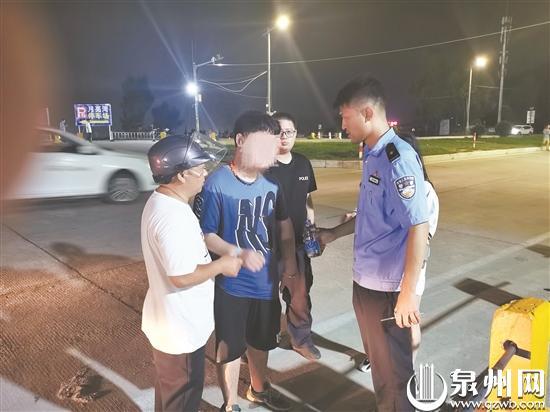 17岁高中生在家属陪伴去医院检查时出走 警方通过海浪声找到了他