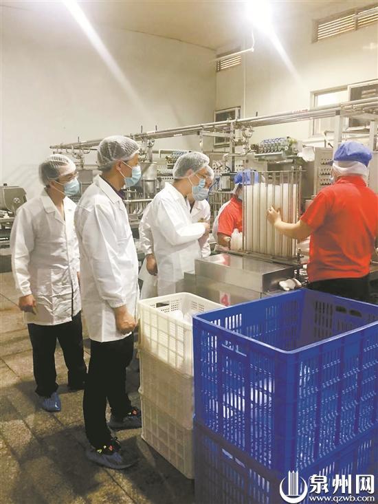 """泉州开展食品生产环节""""两超一非""""专项整治工作 保证人民群众""""舌尖上""""的安全"""