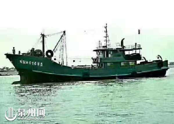 惠安一渔船失联8天 船上9人生死未卜!