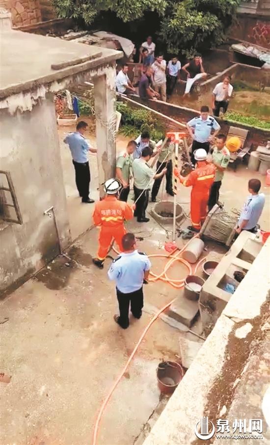 案发后,当地公安、消防等接警赶到现场处置。