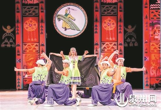埃及民间歌舞团将展现亚历山大的民俗歌舞(资料图)
