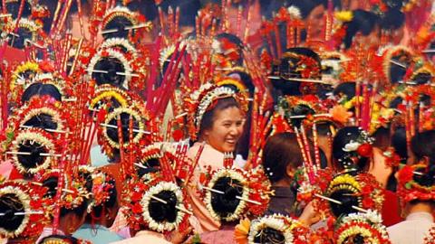 泉州春节传统民俗节庆览表(收藏)
