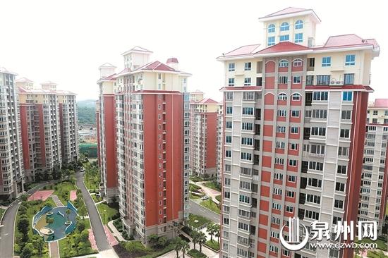 东宝花苑保障性住房项目集中配套建设了204套人才公寓
