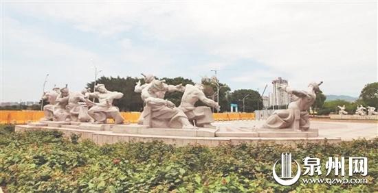 改造后的笋江公园景观得到提升