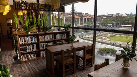 泉州市区又一家高颜值百姓书房即将开放,美得让人窒息!