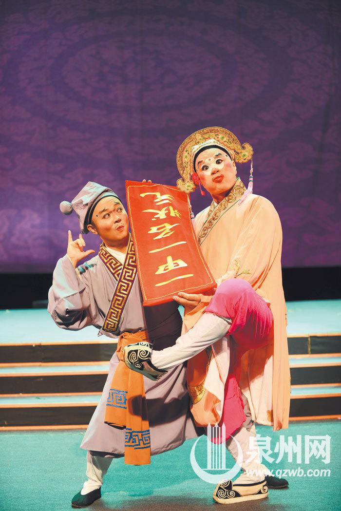 第八届巴黎中国传统戏曲节 《连升三级》获最佳传统剧目奖