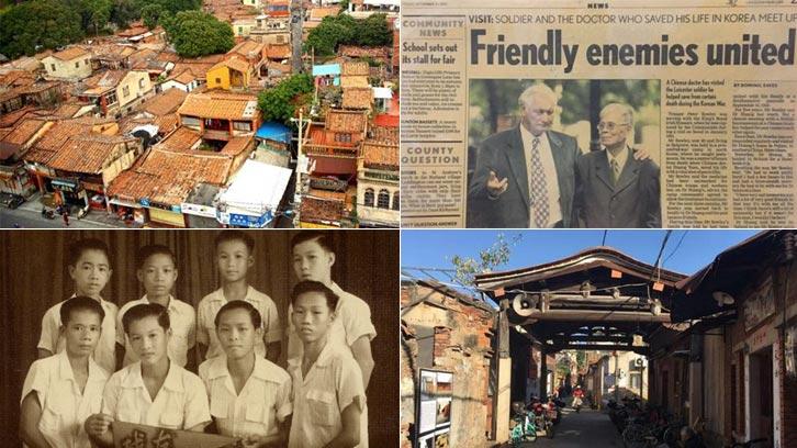 《巷遇·台魁巷》:朝鲜战场军医与英国俘虏生死缘
