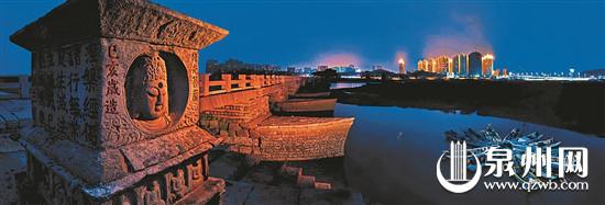 相机组三等奖 《洛阳古桥》 (叶晓峰 摄于洛阳桥月光菩萨旁)