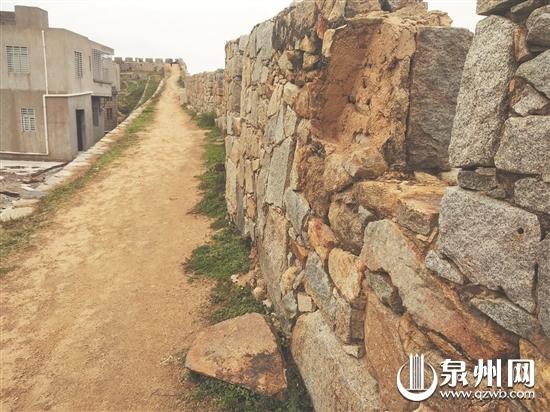 崇武古城墙保护修缮工程启动
