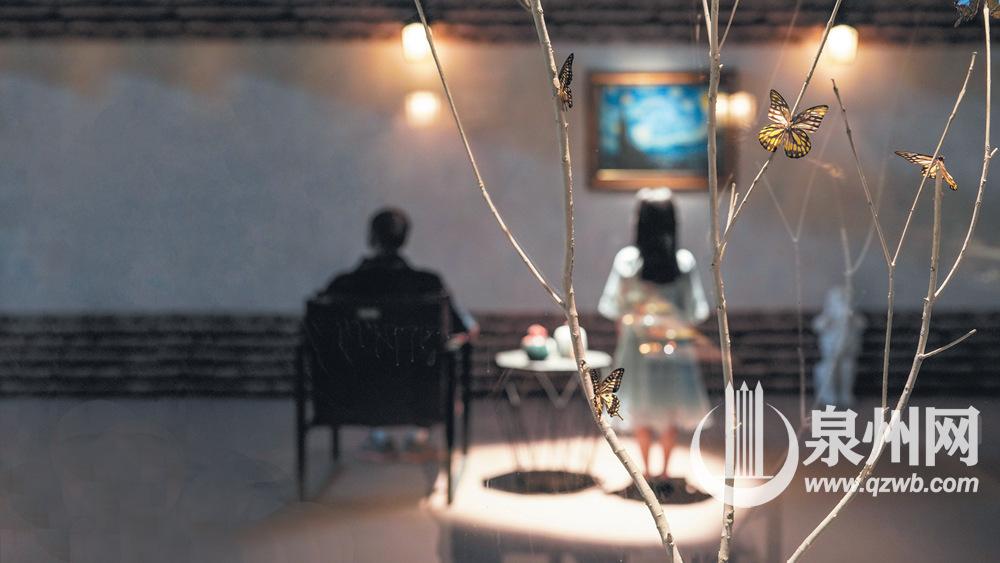 小童星林若惜主演的《刺桐花三部曲》在泉开拍