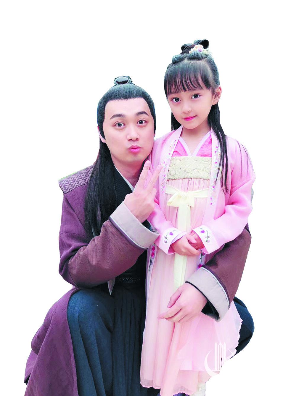 林若惜参演的《倚天屠龙记》《新白娘子传奇》最近热播