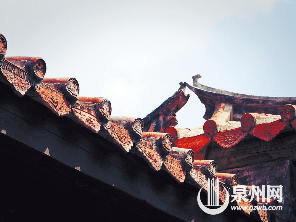 古建筑总能让人想起温陵古城曾经的风貌