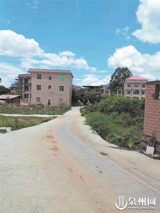 路修好后,西后自然村村民的出行难题得到解决。