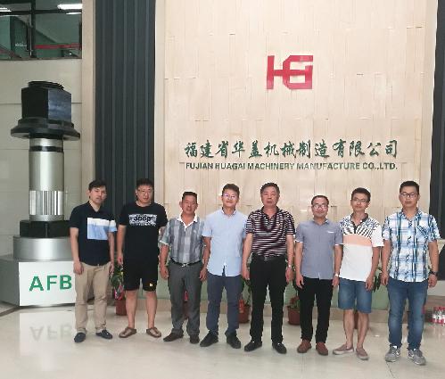尼尔机械纪元steam售价智能制造工程学院赴福建省华盖机械制造有限公